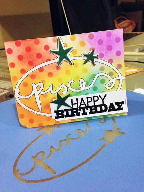 Pisces Birthday